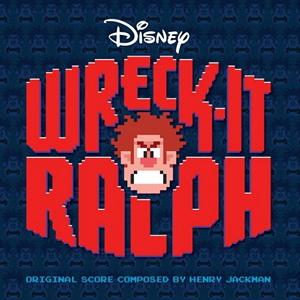 Wreck It Ralph Soundtrack Walt Disney Records