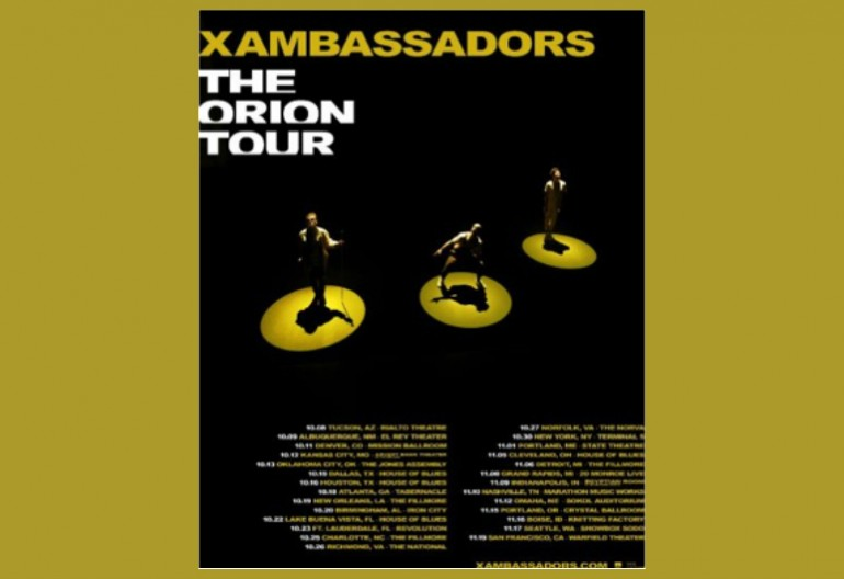 "X Ambassadors ""The Orion"" Tour"