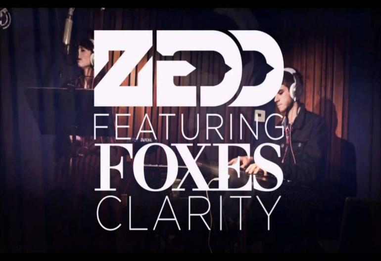 "ZEDD'S ""CLARITY"" FT. FOXES CERTIFIED PLATINUM IN THE U.S ..."