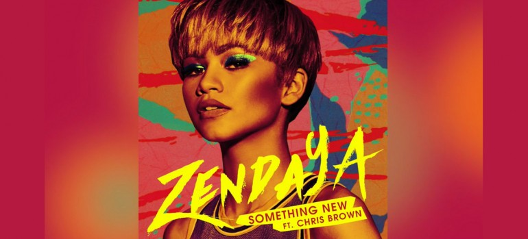 "Zendaya Featuring Chris Brown ""Something New"" Republic Records"