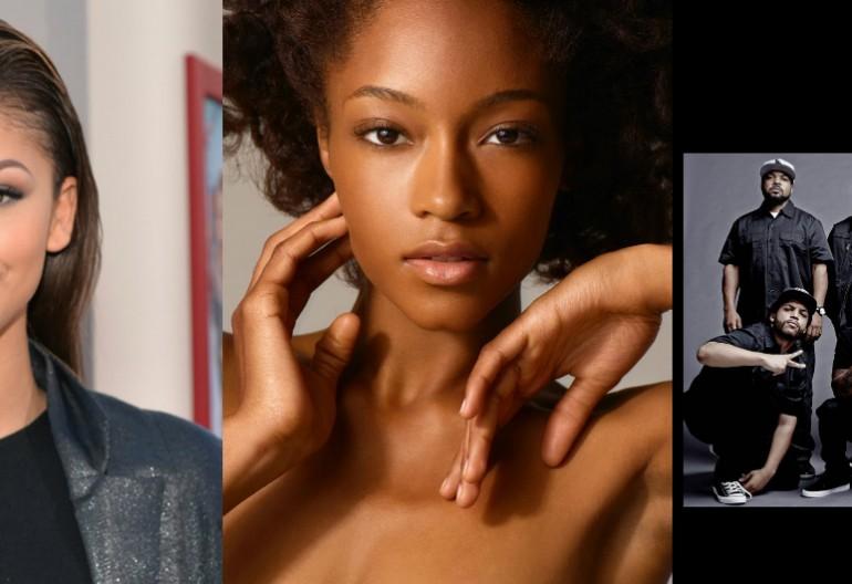 Zendaya Coleman/Yaya DaCasta/Straight Outta Compton Cast