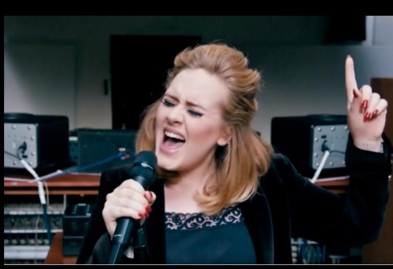 Adele Live At Church Studios