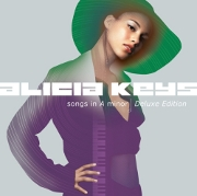 """Alicia Keys """"Songs In A Minor"""" (Deluxe Edition) MBK/J. Records/Sony Legacy Recordings"""