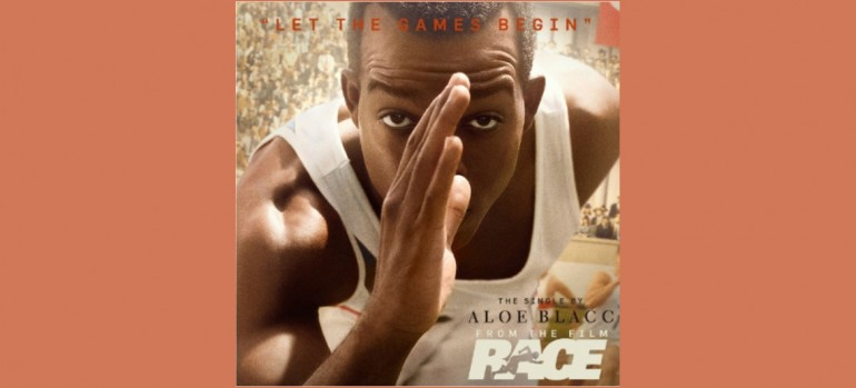 """Aloe Blacc """"Let The Games Begin"""" Black Lot Music/Interscope Records"""