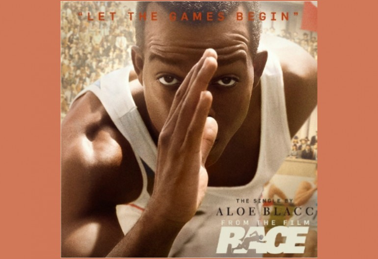 "Aloe Blacc ""Let The Games Begin"" Black Lot Music/Interscope Records"