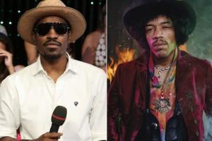 Andre 3,000 Jimi Hendrix