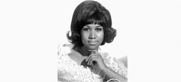 Aretha Franklin, via Atlantic Records, Originally Provided To Billboard Magazine in 1968
