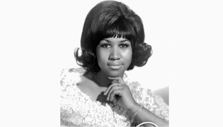 Aretha Franklin, via Atlantic Records, Originally Provided To Billboard Magazine in 1968