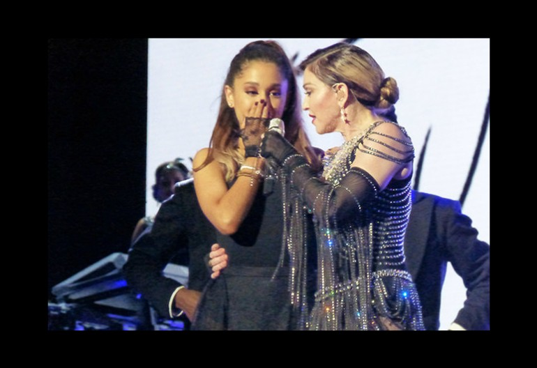 Ariana Grande And Madonna