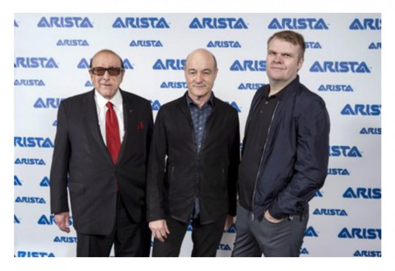 Clive Davis, David Massey, Rob Stringer