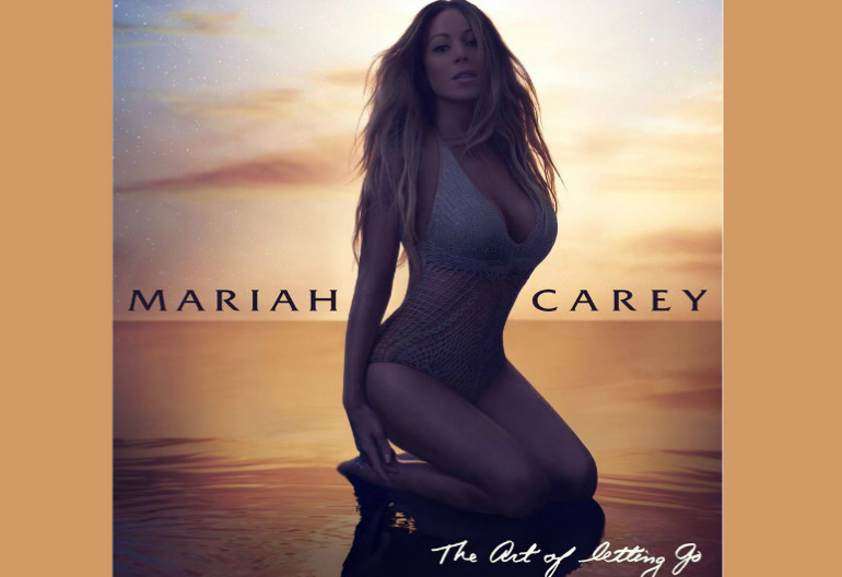 "Mariah Carey ""The Art Of Letting Go"" Island Records"