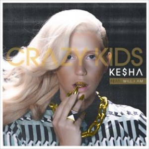 "Kesha Featuring Will I Am ""Crazy Kids"" RCA Records"