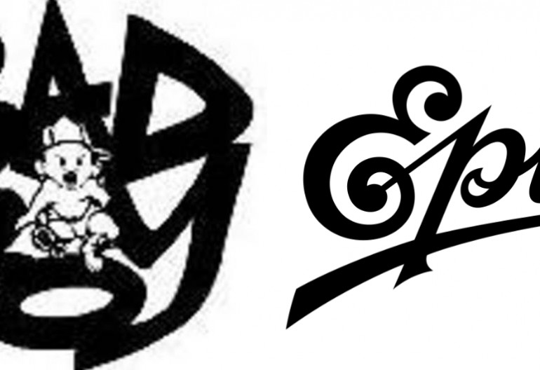Bad Boy Records/Epic Records logo