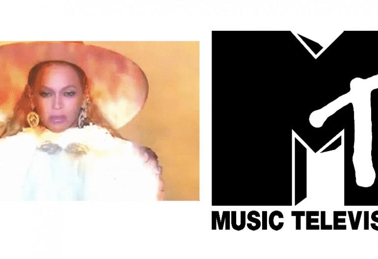 bey MTV VMAS 2016