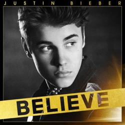 "Justin Bieber ""Believe"" RBMG/Island Records/IDJMG"