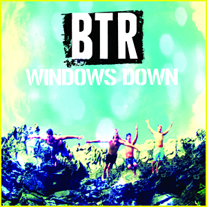 "Big Time Rush ""Windows Down"" Columbia Records"