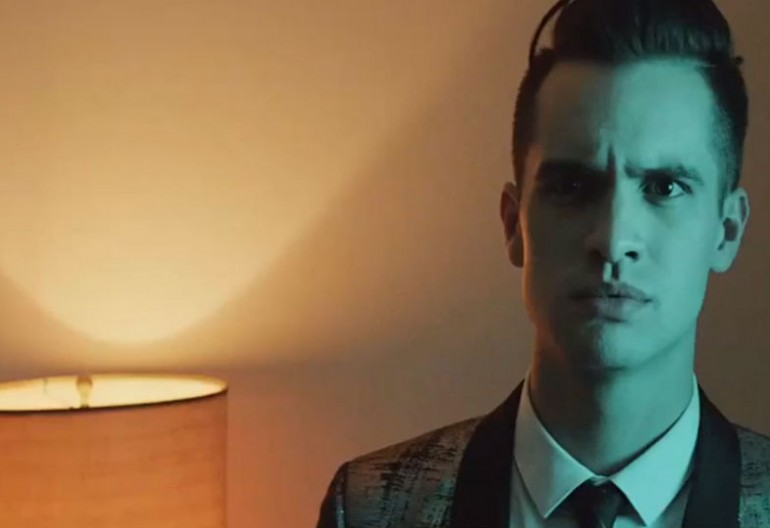 "Photo: Screenshot from Panic! At The Disco's""Mis Jackson"" video"