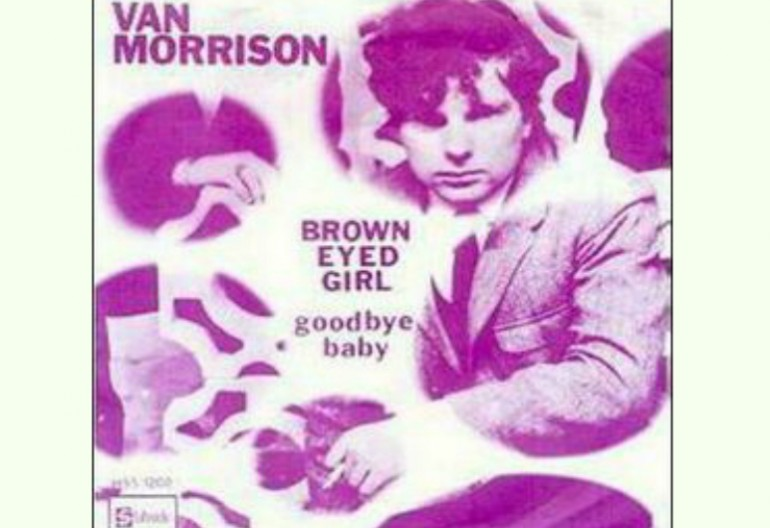 "Van Morrison ""Brown Eyed Girl"" Bang Records"