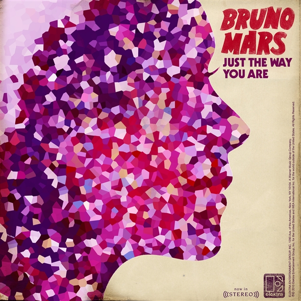 "Bruno Mars ""Just The Way You Are"" Elektra Records"