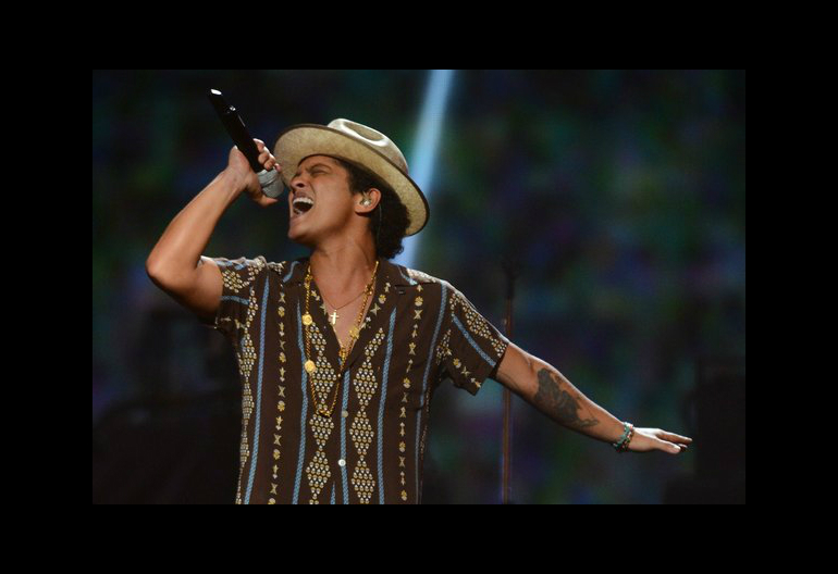 Bruno mars concert dates