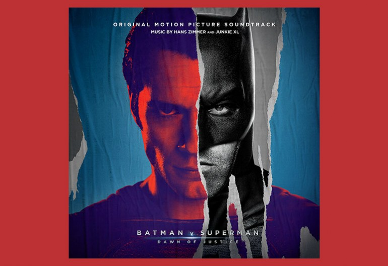 Batman V Superman Dawn Of Justice Soundtrack (Deluxe Digital Version) Water Tower Music