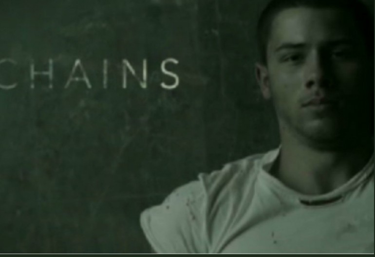 "Nick Jonas ""Chains"" Image"