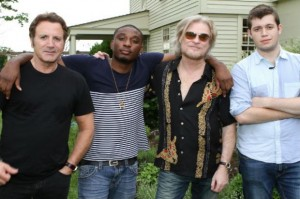 Chiddy Bang With Daryl Hall And Frank Stallone