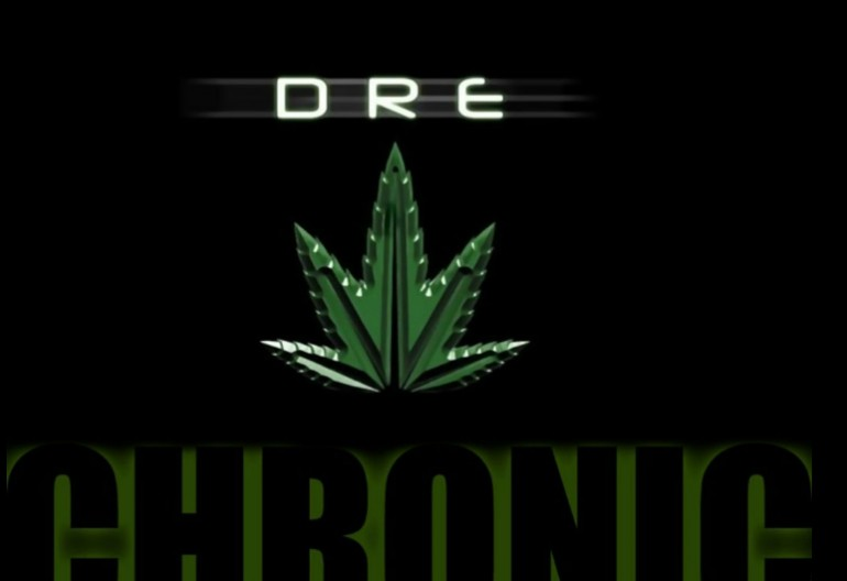 "Promotional Image Related To Dr. Dre's ""Chronic 2001"""