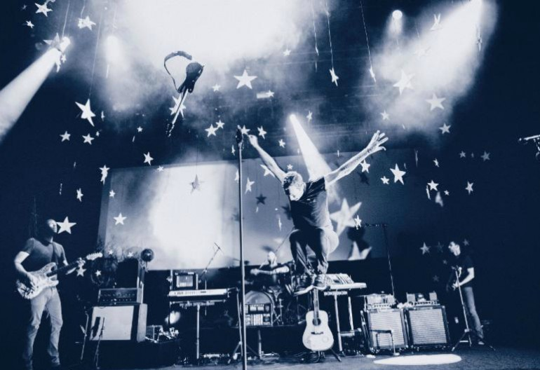 "Coldplay ""Ghost Stories Live"""