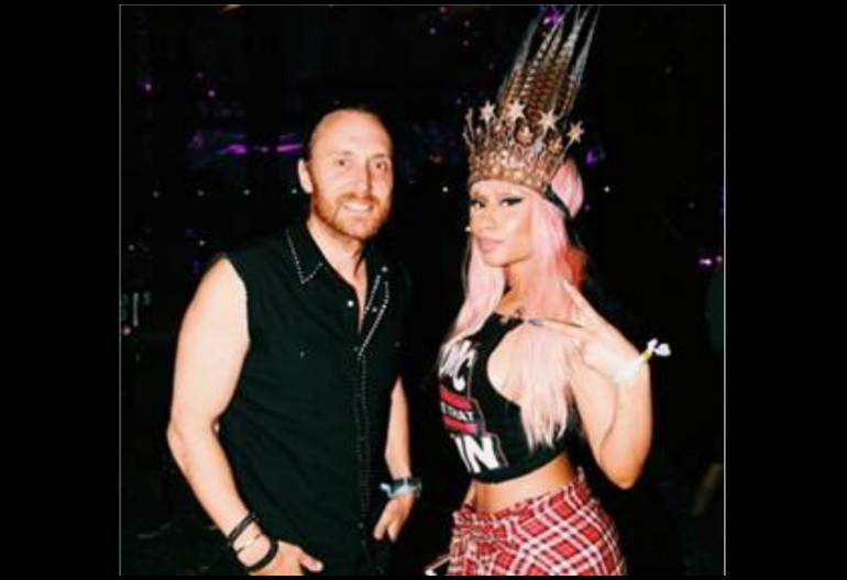 David Guetta And Nicki Minaj