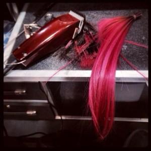 demi hair
