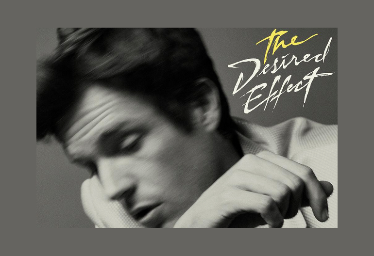 "Brandon Flowers ""The Desired Effect"" Island Records"