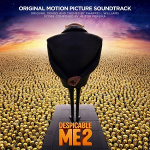 Despicable Me 2 Soundtrack Back Lot Music