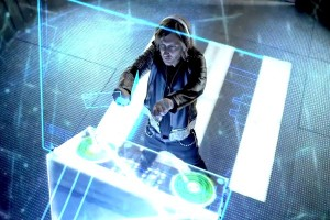 """Video Still From David Guetta's Music Video Trailer Of """"I Can Only Imaine"""""""
