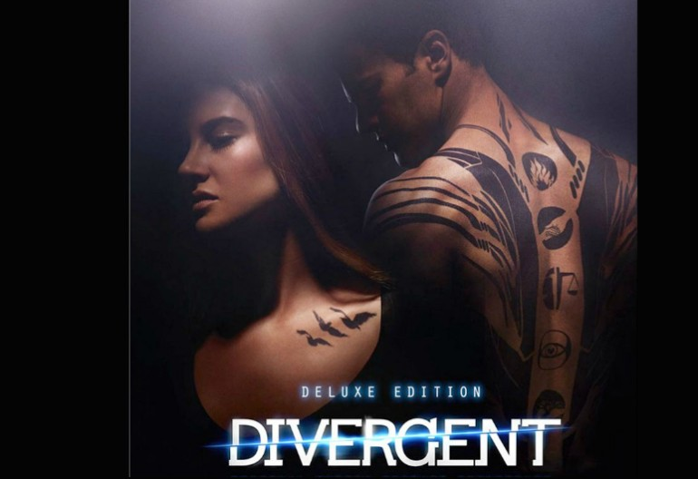 Divergent Soundtrack Cherrytree/Interscope Records