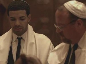 "Video Still From Drake's ""H.Y.F. R."" Music Video"