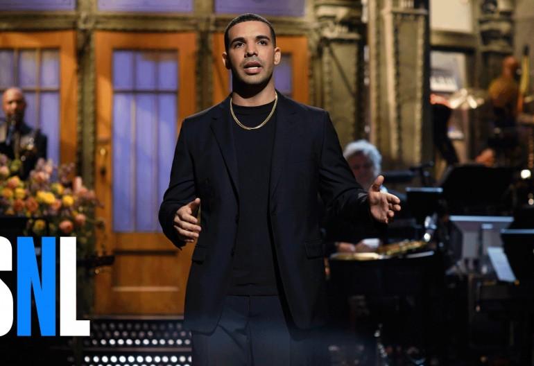 Drake on SNL NBC