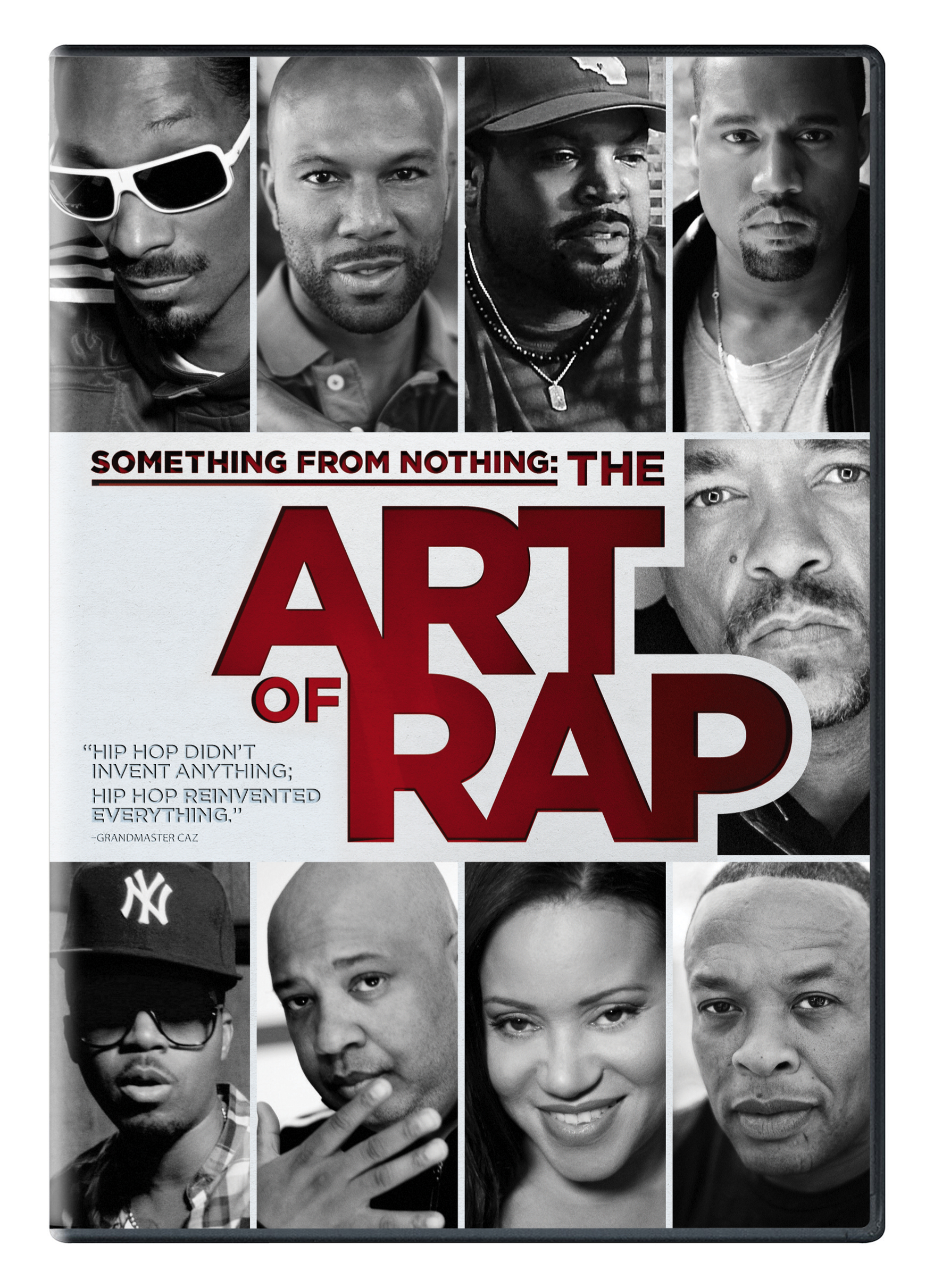 Resultado de imagen de Something From Nothing The Art Of Rap