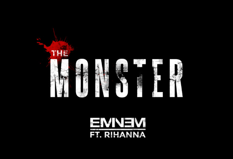 "Eminem ""The Monster"" Shady/Aftermath/Inerscope Records"