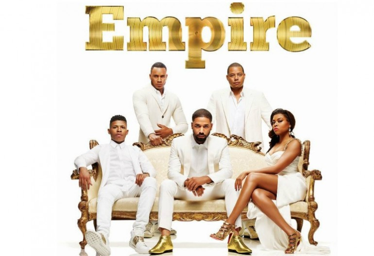 Empire cast picture season 2
