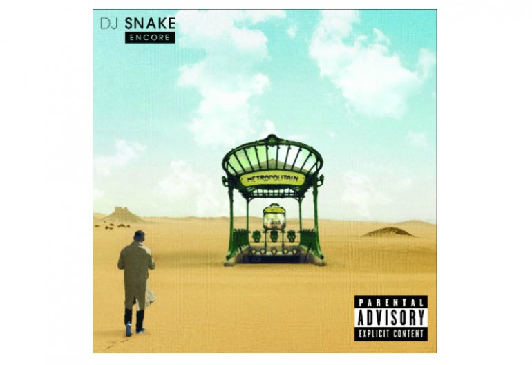 "DJ Snake ""Encore"" Interscope Records"