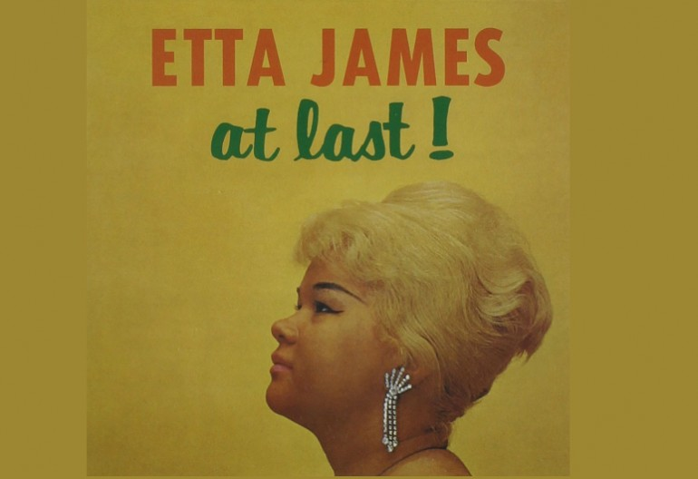 "Etta James ""At Last"" Argo/Chess/MCA Records"