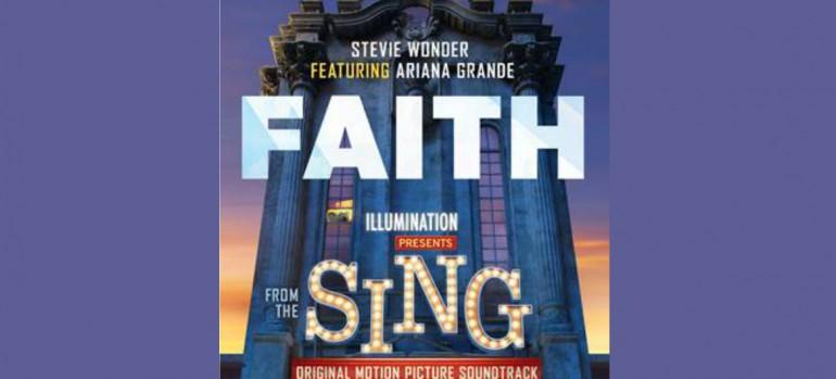 "Stevie Wonder Featuring Ariana Grande ""Faith"" Republic Records"