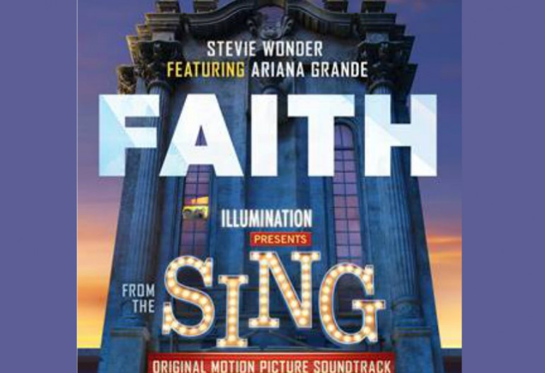 "Stevie Wonder Featuring Ariana Grande ""Faith"" Republic Records"