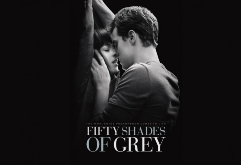 Fifty Shades Of Grey Movie Promotional Image