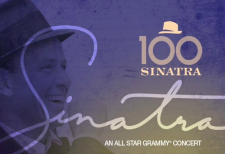 100 Sinatra An All-Star Grammy Concert Image via Grammy.com
