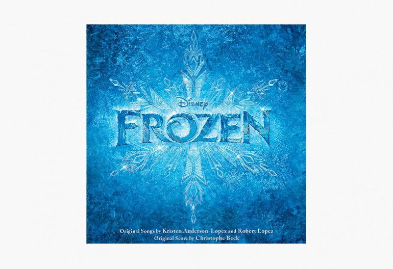 """Frozen Soundtrack"" Walt Disney Records"