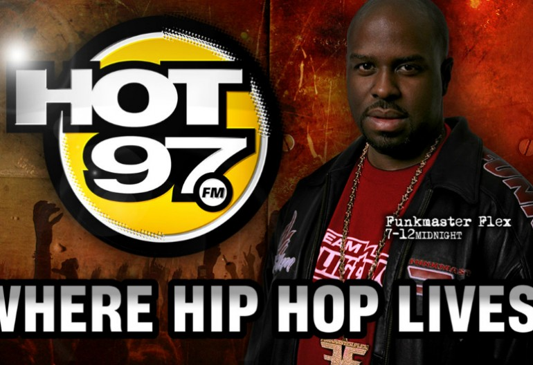 Funkmaster Flex For Hot 97