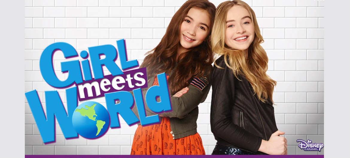 Girl meets world on disney channel