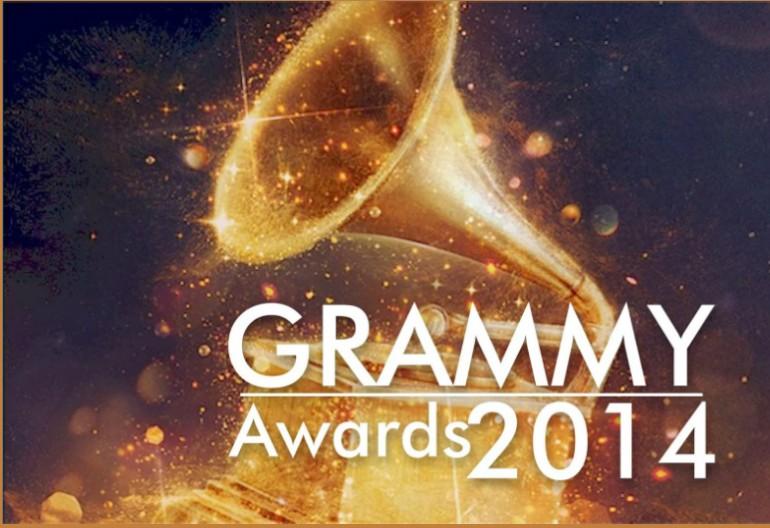 Grammys 2014 Logo